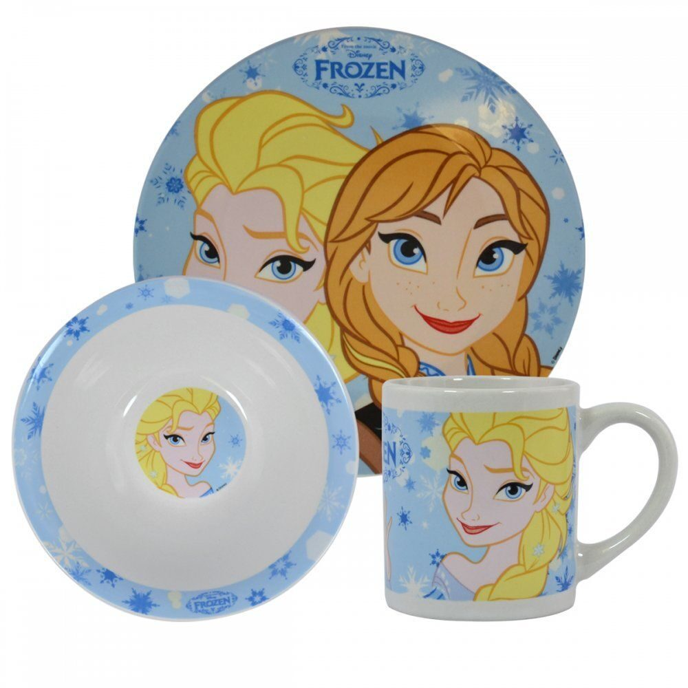 Disney Frozen Набор посуды Холодное сердце