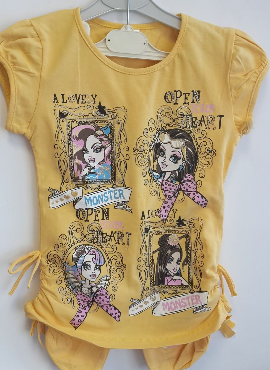 Костюмы monster high