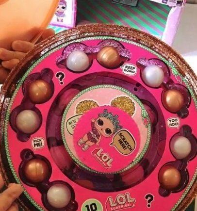 Кукла Lol Glitter Globe Winter Disco купить в Минске