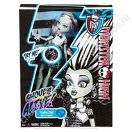 "Кукла Mattel Monster High Frankie Stein серия ""Я живая"""