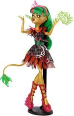 Monster High Кукла Jinafire Long
