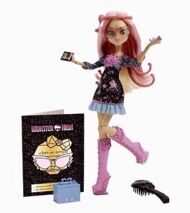 "Monster High Кукла Viperine Gorgon Серия ""Страх, Камера, Мотор"""
