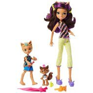 Игровой набор Mattel Ever After High FCV81 Семейка Вульф
