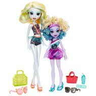 Игровой набор Mattel Ever After High FCV82 Семейка Лагуны Блю