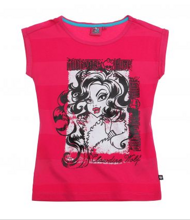 Monster High  Футболка Клодин Вульф