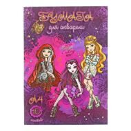Ever After High Альбом для акварели А4