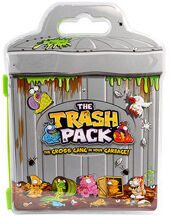 Trash Pack Кейс с 2 фигурками  Collector's Carry Case
