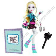 Monster High Ghouls night out Lagoona Blue