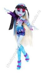 Monster High Music Festival doll Abbey Bominable
