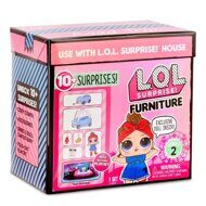 LOL Surprise Furniture  Удобное купе с Can Do Baby