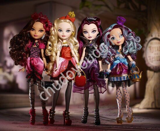 ever after high куклы
